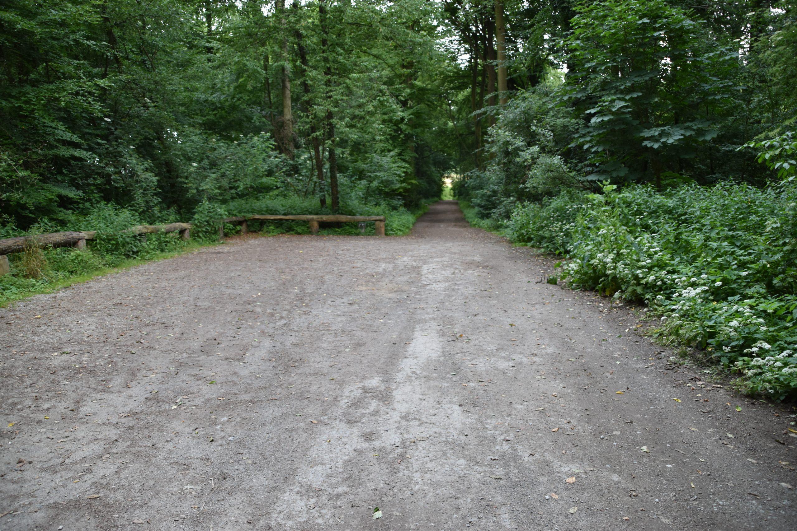 Haan, Wanderparkplatz Hermgesberg